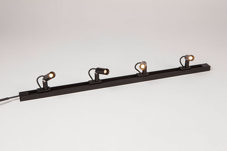 Led lighting attracta magnetic track lighting system attracta magnetic track lighting image 2 aloadofball Images