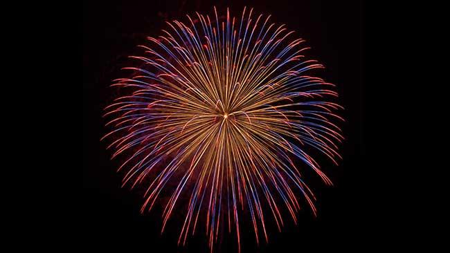 Ufo Lighting Custom Fibre Optic Fireworks