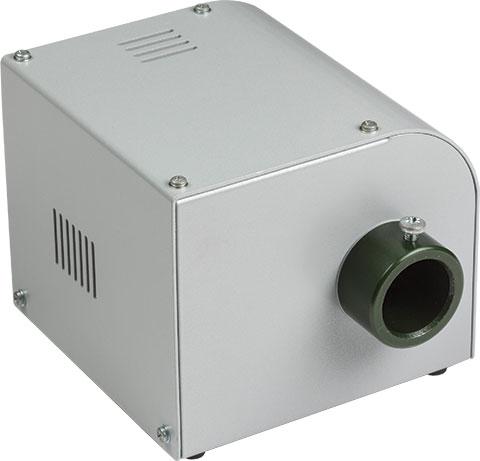how to make a fiber optic illuminator