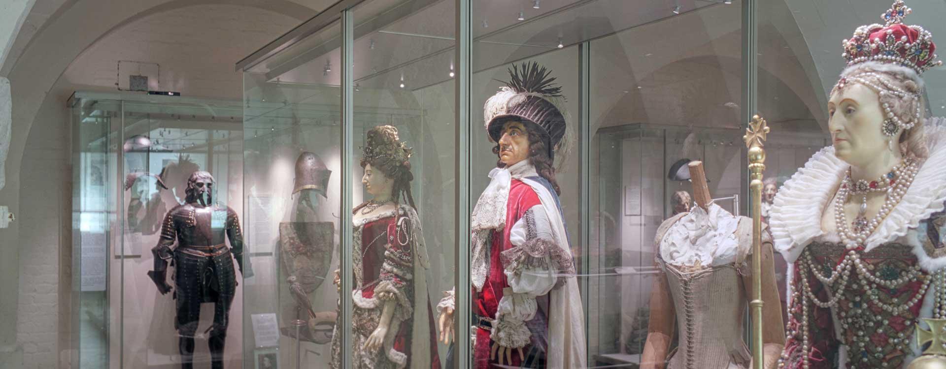 Fiber Optics In Westminster Abbey Museum