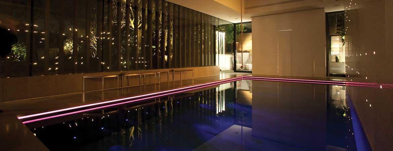 Fiber Optic Lighting - Private Pool 3