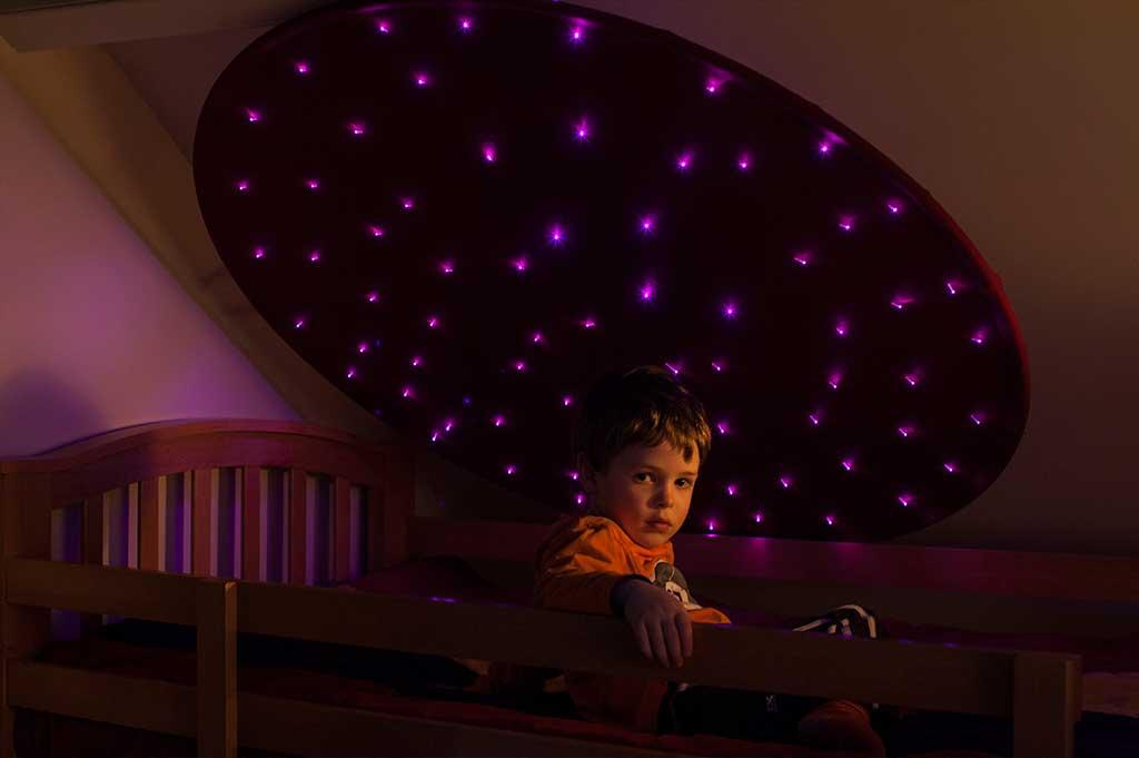 fiber optic lighting sensory lighting systems. Black Bedroom Furniture Sets. Home Design Ideas
